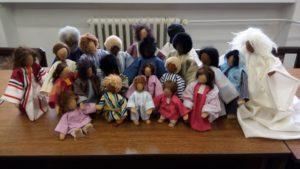 Galerie: Kurz výroby biblických postaviček