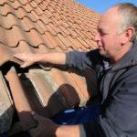 Nová střecha na faře – video