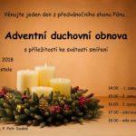 Adventní duchovní obnova