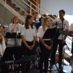 Výbušný rok 2018: Kapela, která nekoncertuje, ale doprovází