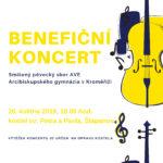 Benefiční koncert pro Šlapanov